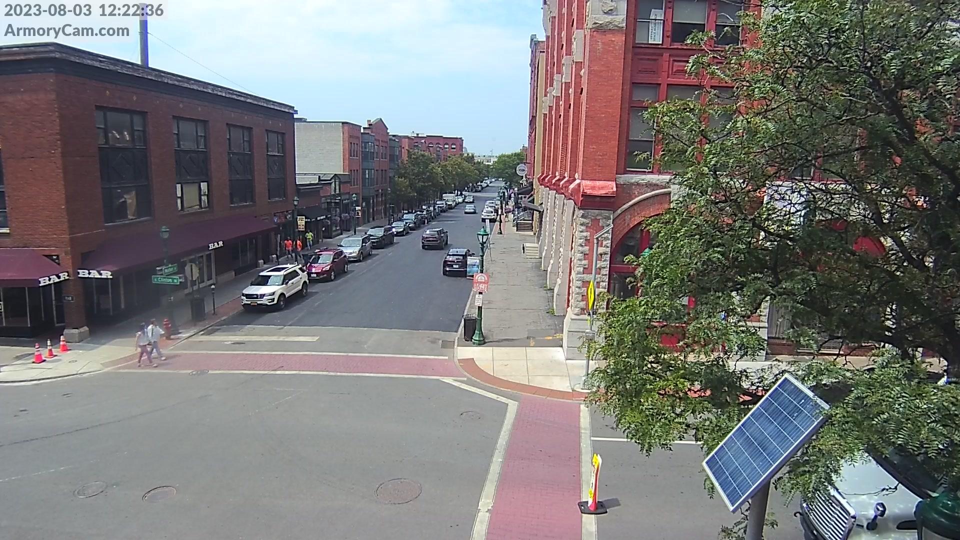 Current Camera Image